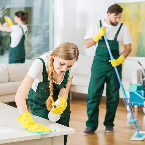 house cleaning services canada